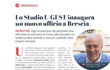 Lo Studio L-GEST inaugura un nuovo ufficio a Brescia